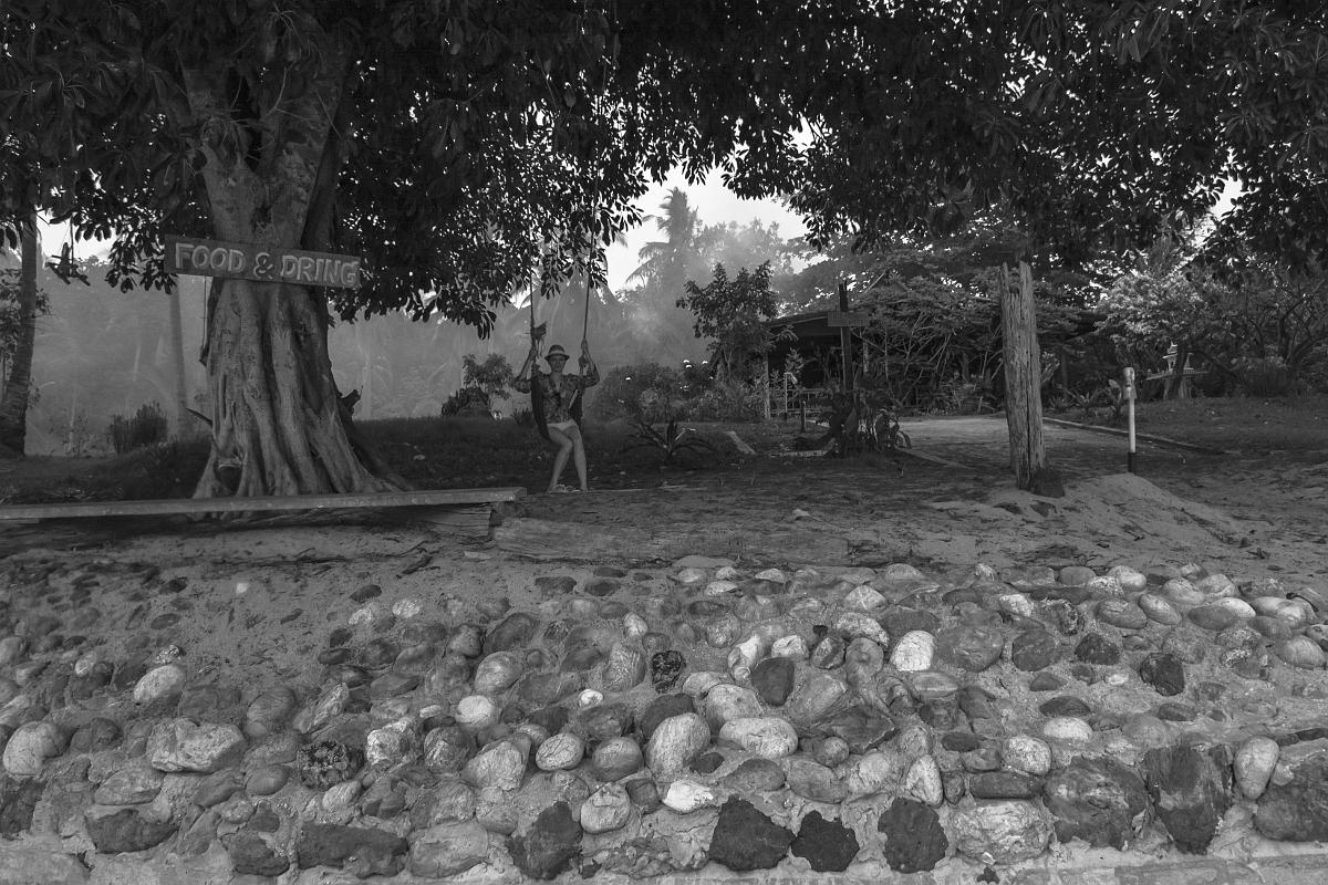 Растаманские качели