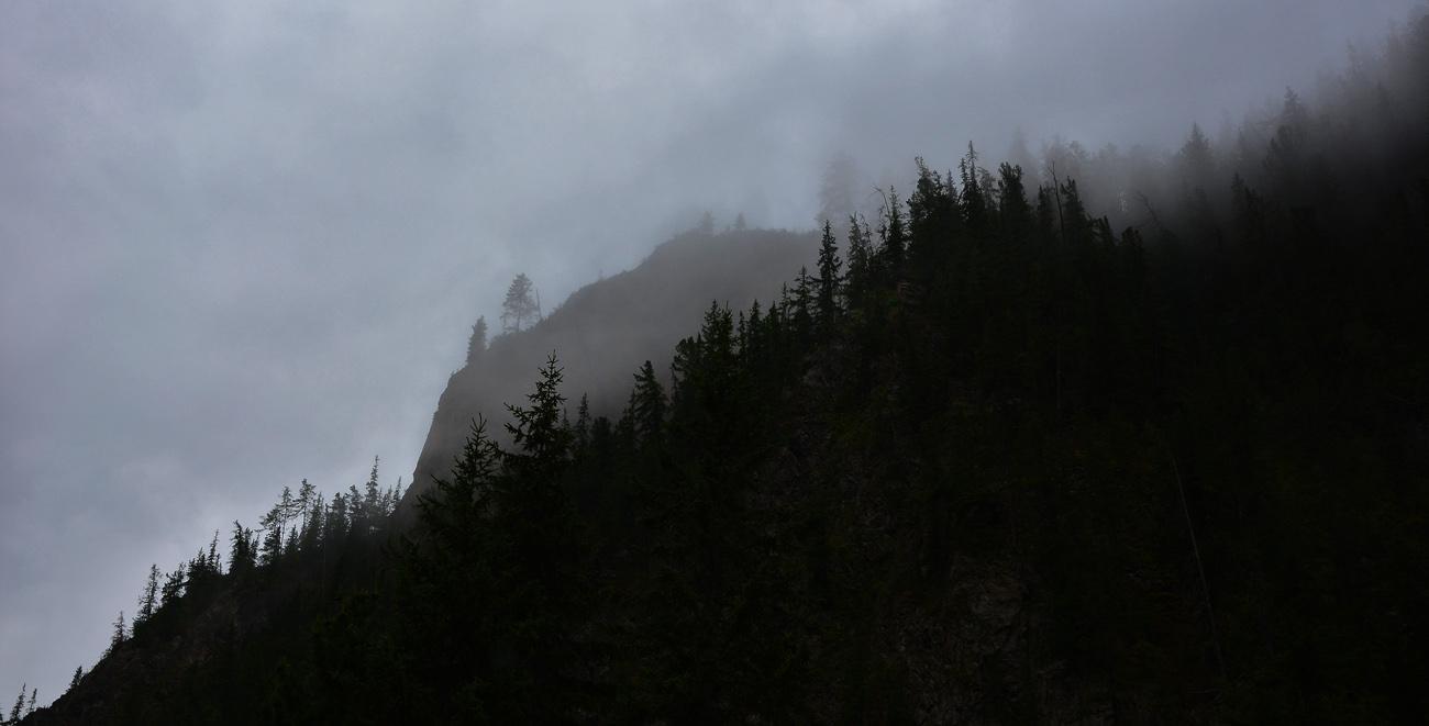 По дороге на Кату-Ярык
