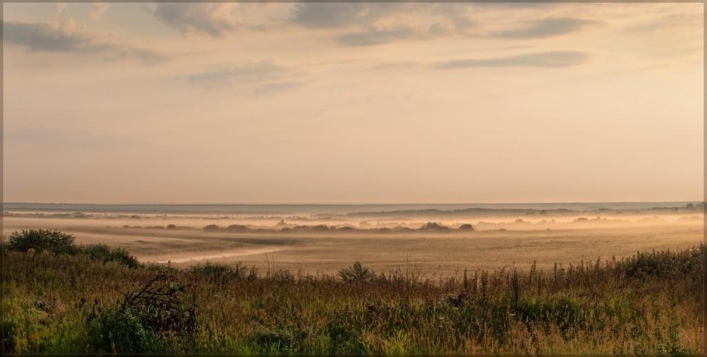 Туман. фото1.