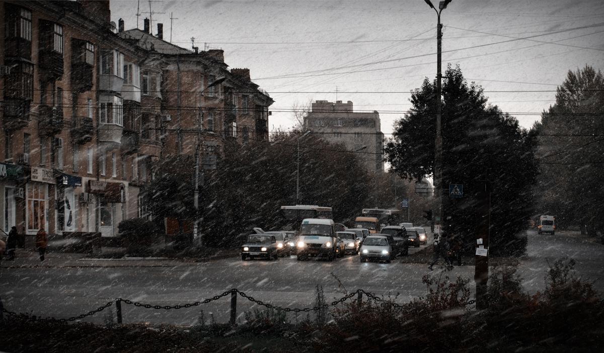 Первый снег_1
