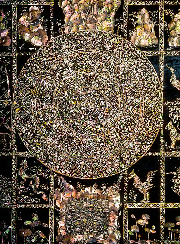 Буддийские узоры-1